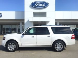 2014 Ford Expedition Max LIMITED 4X4 - LOADED