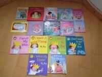 Bundle of 16 Girls Books