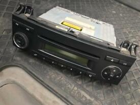 mercedes sprinter radio cd player