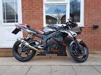 Yamaha R6 £2700 ONO