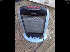 4 settings heater