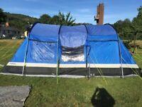 Hi Gear Frontier 8 Birth Tent