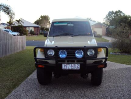 1990 Toyota LandCruiser troopcarrier Marian Mackay Surrounds Preview