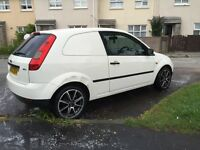 Ford Fiesta van long MOT