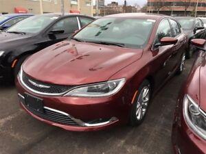 2016 Chrysler 200 ***LIMITED***