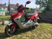 Malaguti firefox 69cc scooter