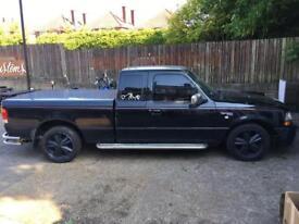 American ford ranger v6 pickup modified
