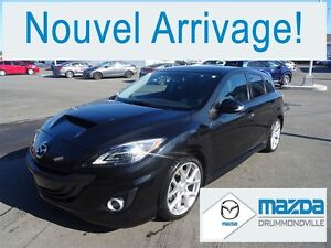 2012 Mazda Mazdaspeed3 TECH+NAV+BOSE+PUSH BOTTUN+++