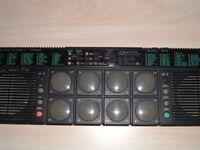 Yamaha DD10 Lo Fi drum machine.