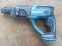 Makita 18v LXT SDS Drill Breaker DHR202 - Body Only