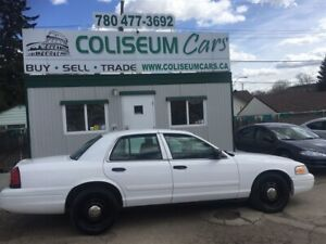 2009 Ford Crown Victoria Police Street Appearance. 94KM