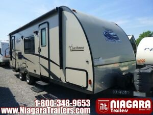 2015 Forest River Colman 243RBS Travel Trailer
