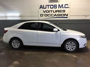 2010 Kia Forte full,(GARANTIE 1 AN INCLUS)