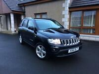 Jeep Compass Limited Edition 2.2 6 speed 4x4 AWD