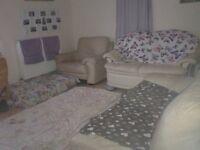 EXCHANGE... PCH, 1 Bed GFF. With own garden. Dogs allowed.