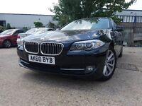 BMW 5 SERIES 2.0 520d SE 4dr Black