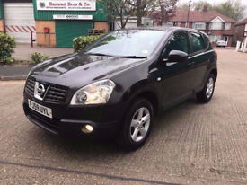 2010 59 NISSAN QASHQAI MANUAL 5DOOR LOW MILES