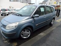 Renault Grand Scenic 7 Seater Family Car
