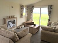 2016 STATIC CARAVAN FOR SALE***LODGE 2 BEDROOM AT CRIMDON DENE SEA VIEWS nr WHITLEY BAY , DURHAM