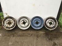 Mini wheels for sale.