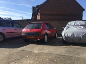 Peugeot 205 gti 1987 1.6 115bhp classic lots of new parts