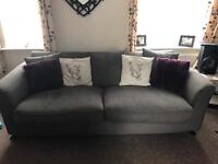 Expensive duck feather sofa