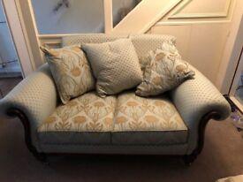 Beautiful two seater sofa superior quality