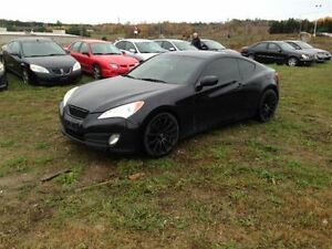 2010 Hyundai Genesis Coupe 2.0T AS IS  Winter Tire Pkg