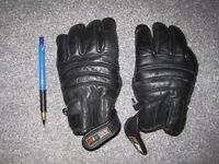 Motorcycle gloves - kids - size XS