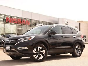 2015 Honda CR-V Touring Two Sets Of Tires! Local Trade!
