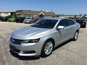 2016 Chevrolet Impala LT/BLUETOOTH/REMOTE START/LOW KM