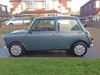 Rover Mini Neon 998cc 17,000 miles One Previous Owner