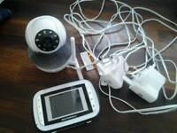 Motorola mbp41 Baby camera monitor. Camera working.