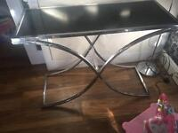 Console table & lamp table
