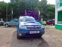 SUBARU FORESTER 2.0D Boxer XC - 1 Owner & FSH! (blue) 2010