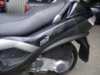 Piaggio MP3 125cc 2010