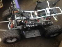 50cc quad spares or repair