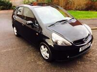 AUTOMATIC+HONDA JAZZ 1.4 DSI SE 5 DOOR+LOW MILES