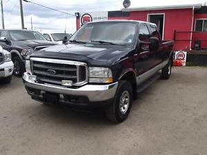 2003 FORD F-350 SD XLT CREW CAB LONG BE