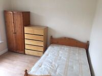 Large Double Room- Available Now! | N17