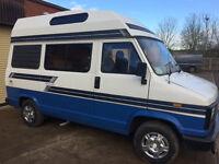 Camper Van, Motorhome, Autosleeper Fiat Ducato