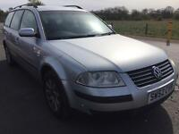 SALE! Bargain trade in to clear, vw Passat estate, long MOT ready to go