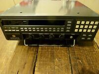 SCANNING MONITOR RECEIVER RADIO J.I.L. XS400