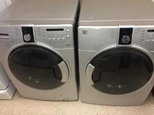 45-  Laveuse Sécheuse Frontales Kenmore AST  Frontload Washer Dryer
