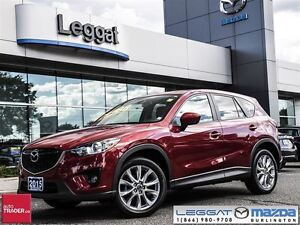 2015 Mazda CX-5 GT TECH PKG AWD
