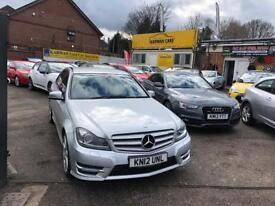 Mercedes-Benz C Class 2.1 C250 CDI BlueEFFICIENCY Sport Saloon 4dr Diesel 7G-Tronic