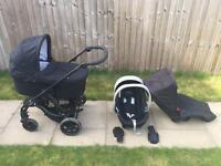Mamas And Papa Glide Buggy Travel System