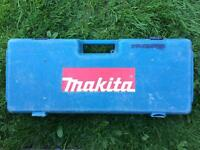 Makita carry cases / boxes