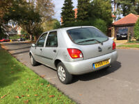 Ford Fiesta Finesse 1.3 - mot just ran out