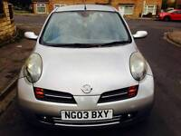 Nissan Micra 1.4 New Shape Fresh 12 Months MOT Part x welcome